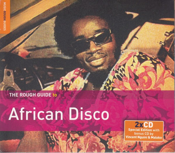 The Rough Guide To African Disco CD - RGNET 1296