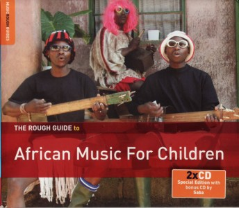The Rough Guide To African Music For Children CD - RGNET 1292