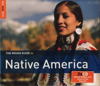 The Rough Guide To Native America CD - RGNET 1288