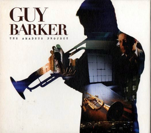Guy Barker Orchestra - The Amadeus Roject CD - GM2CD 02