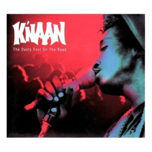 K'Naan - The Dusty Foot On The Road CD - WRASS 195