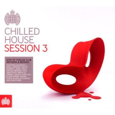 Chilled House Session 3 CD - MOSCD280