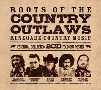 The Roots Of The Country Outlaws  CD - METRSL 028