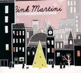 Pink Martini - Joy To The World CD - WRASS 279