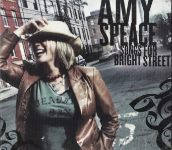 Amy Speace - Songs For Bright Street CD - WFL 1309