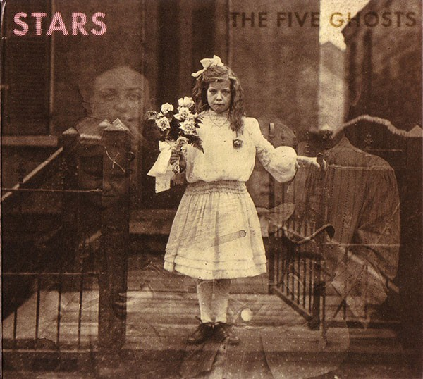 Stars - The Five Ghosts CD - VR 601