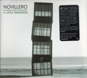 Novillero - A Little Tradition CD - MRD 122