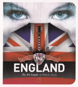 England: The Nü Sounds Of British Music CD - MBB 9946