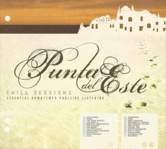 Punta Del Este [Chill Sessions] (Essential Downtempo Poolside Listening) CD - MBB 9903