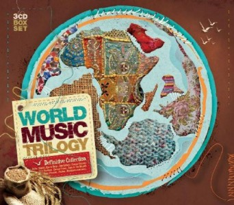 World Music Trilogy CD - MBB 7058