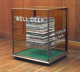 Well Deep: Ten Years Of Big Dada Recordings CD - BDCD100