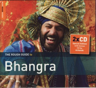 The Rough Guide To Bhangra CD - RGNET 1202