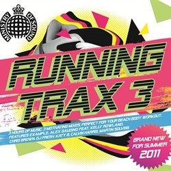 Running Trax 3 CD - MOSCD225