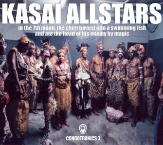 Kasai Allstars - In The 7Th Moon CD - CRAW 44