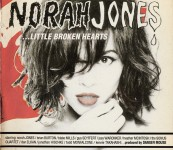 Norah Jones - Little Broken Hearts CD - 50999 7315482