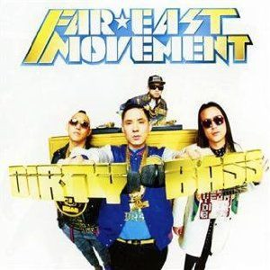 Far East Movement - Dirty Bass CD - 06025 3705034