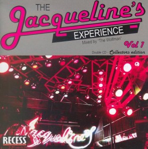 The Jacqueline's Experience CD - CDMAR6185