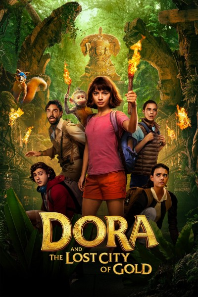 Dora and the Lost City of Gold DVD - ES149234 DVDP