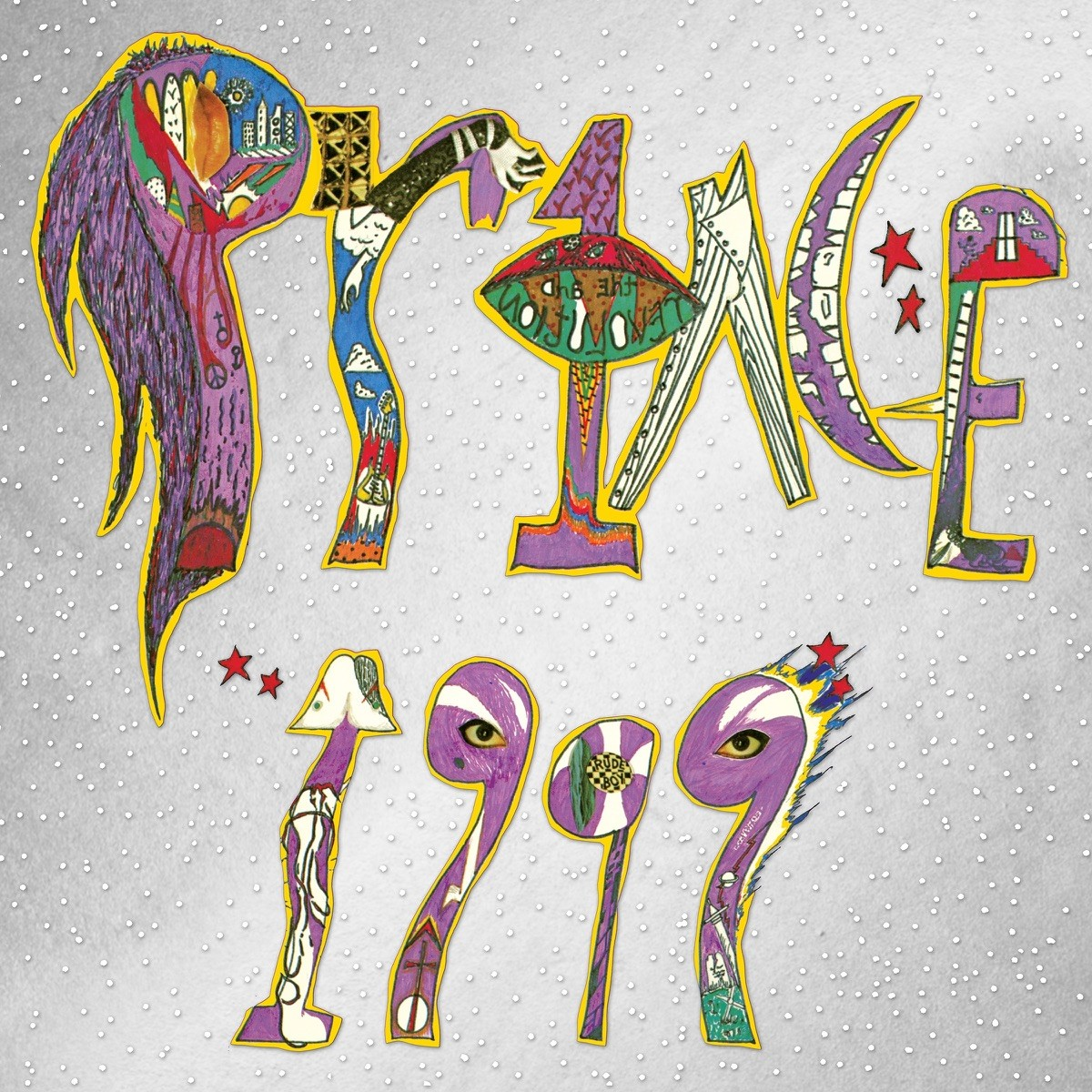 Prince - 1999 (Super Deluxe Edition) CD+DVD - 0349785006