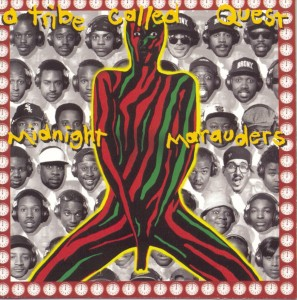A Tribe Called Quest - Midnight Marauders VINYL - 01241414901