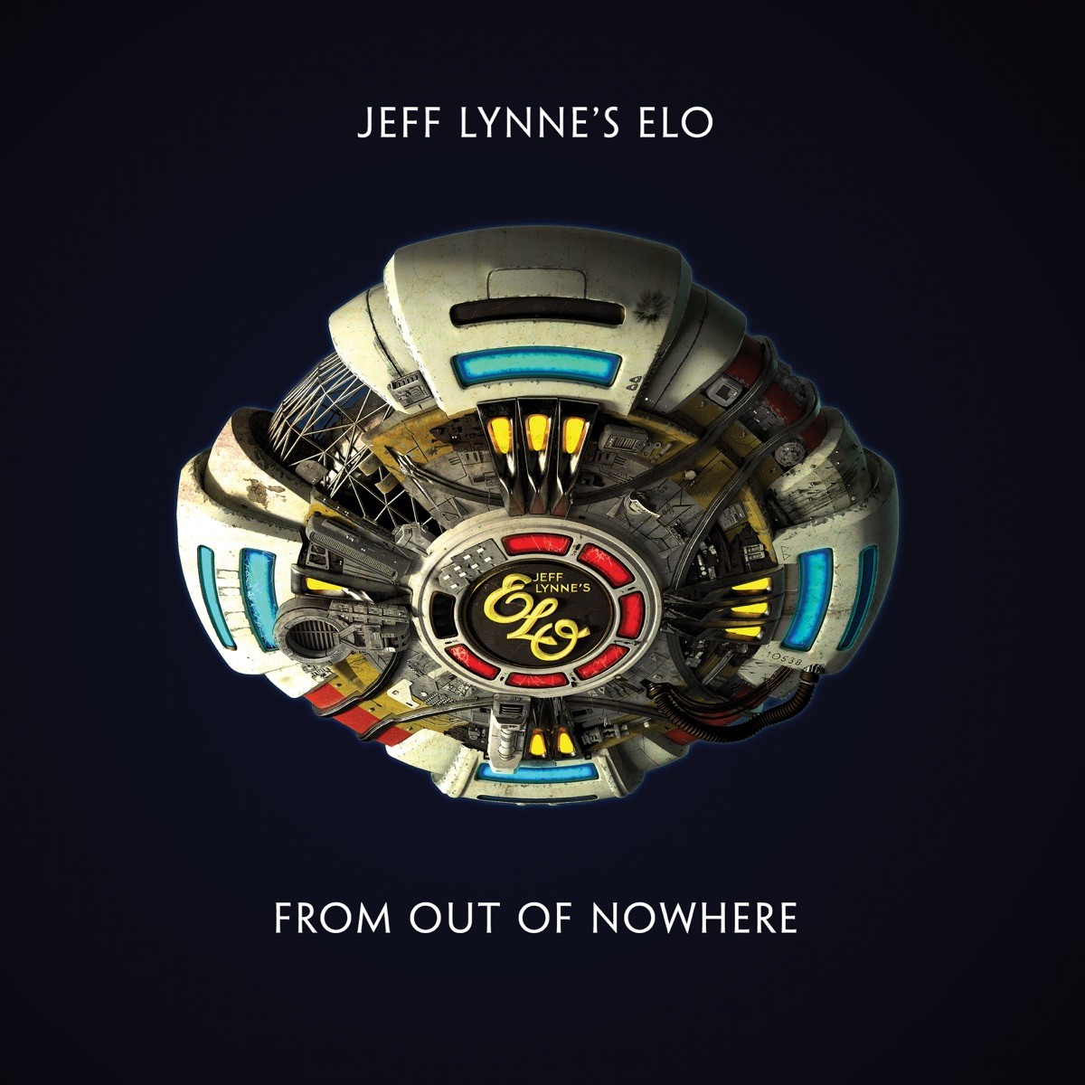 Jeff Lynne's ELO - From Out Of Nowhere VINYL - 19075987131