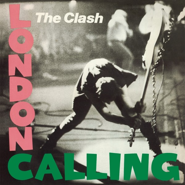 The Clash - London Calling (2019 Limited Special Sleeve) VINYL - 19075978671