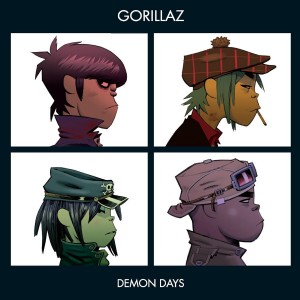 Gorillaz - Demon Days (Picture Disc) VINYL - 9029542368