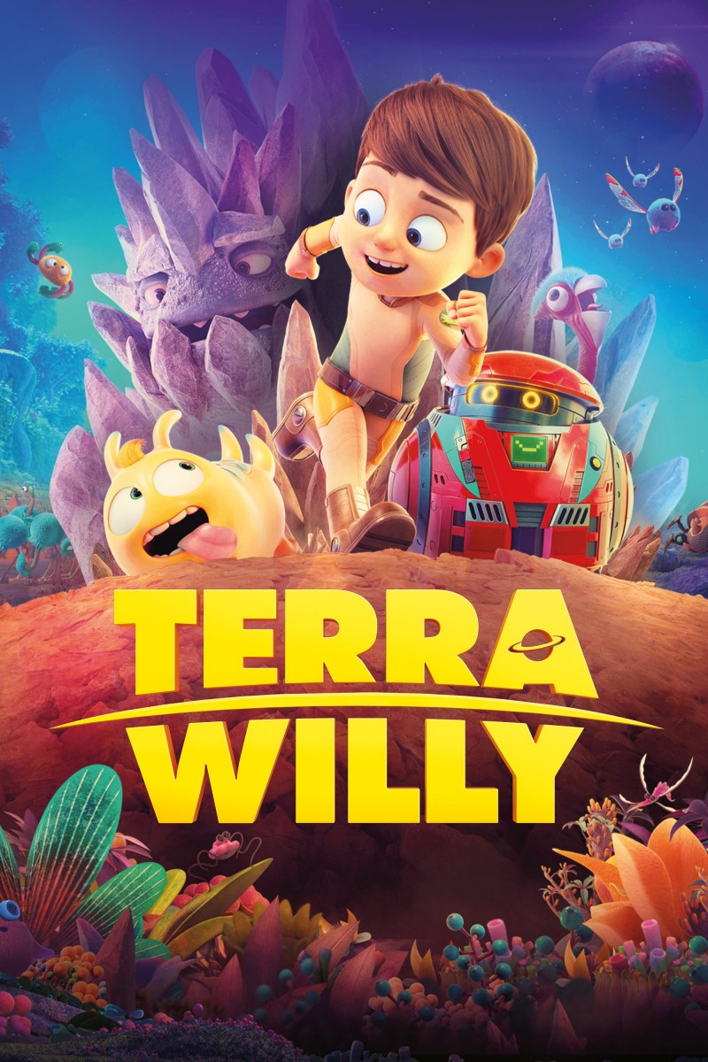 Terra Willy DVD - SFFD-021
