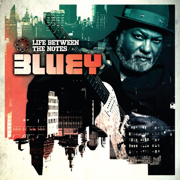 Bluey - Life Between the Notes CD - SHANACHIE5430