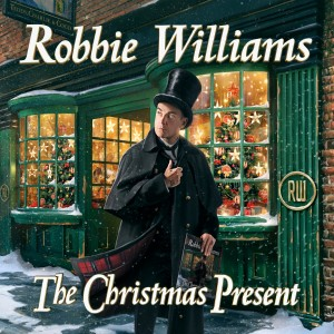 Robbie Williams - The Christmas Present (Deluxe) CD - 19075996732