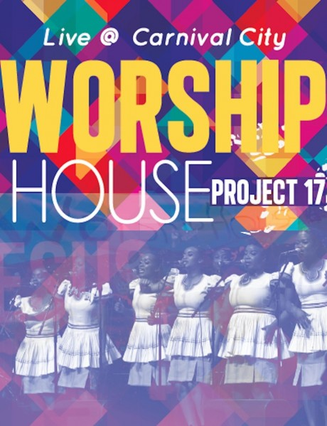 Worship House - Project 17 (Live at Carnival City) DVD - WHPDVD526