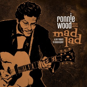 Ronnie Wood - Mad Lad: A Live Tribute to Chuck Berry CD - 5053852770
