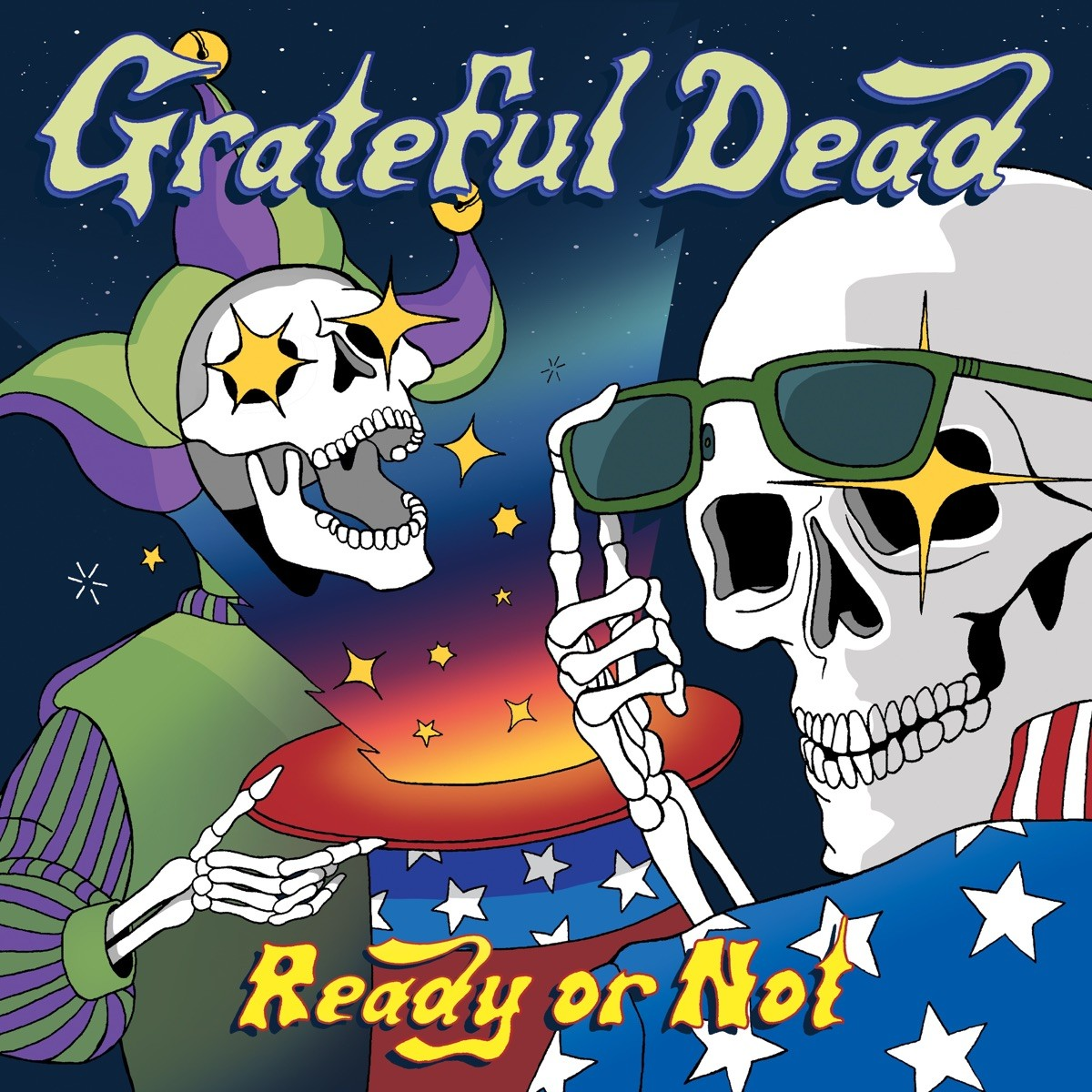 Grateful Dead - Ready or Not (Live) VINYL - 0349785127