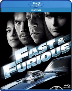 The Fast And The Furious 4: Fast & Furious Blu-Ray - BDU 44515