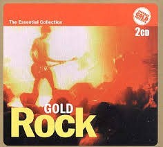 Gold Rock - The Essential Collection CD - VGM019