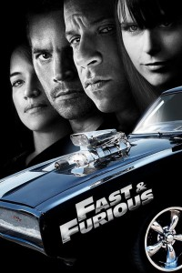 The Fast And The Furious 4: Fast & Furious DVD - 44515 DVDU