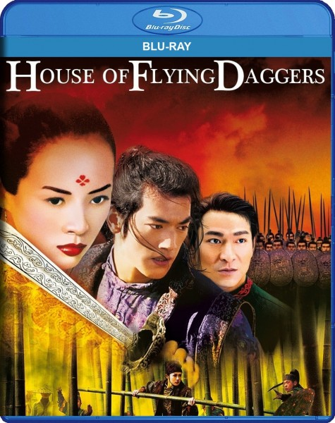 House of Flying Daggers Blu-Ray - 15022