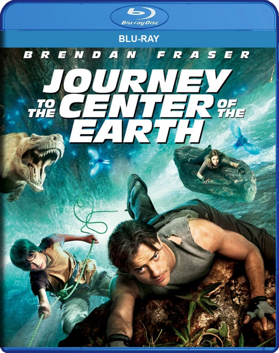 Journey to the Center of the Earth Blu-Ray - EBR5099