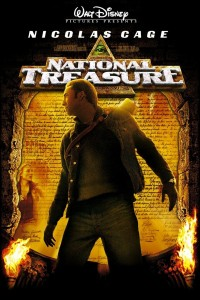 National Treasure DVD - 10218145