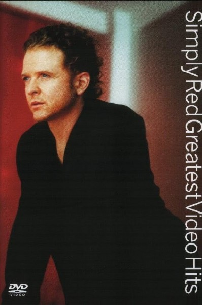 Simply Red - Greatest Video Hits DVD - 0927454212