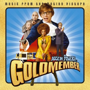 Austin Powers In Goldmember (Music from the Motion Picture) CD - WBCD 2026