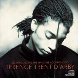 Terence Trent D'Arby - Introducing The Hardline CD - 4509112