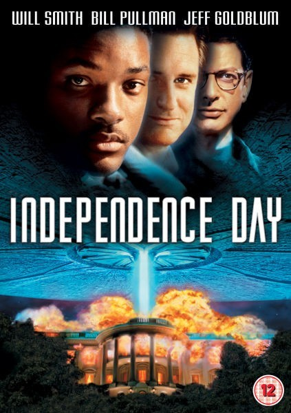 Independence Day (Special Edition) DVD - DVDF 4147