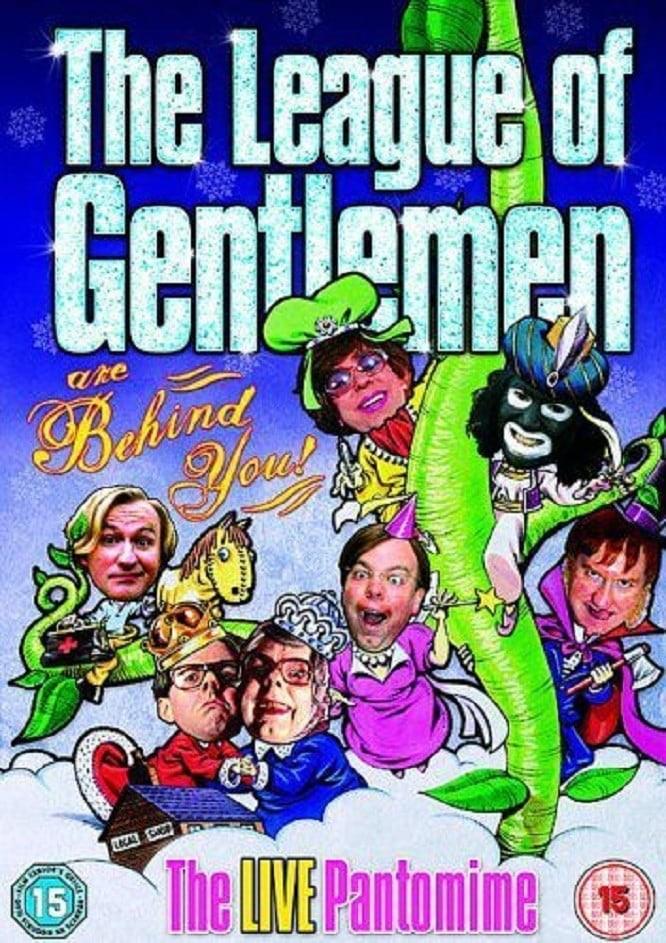 The League of Gentlemen Are Behind You DVD - DVDU 5245116