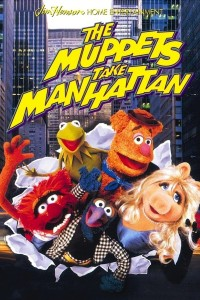 The Muppets Take Manhattan DVD - CDR20348LC