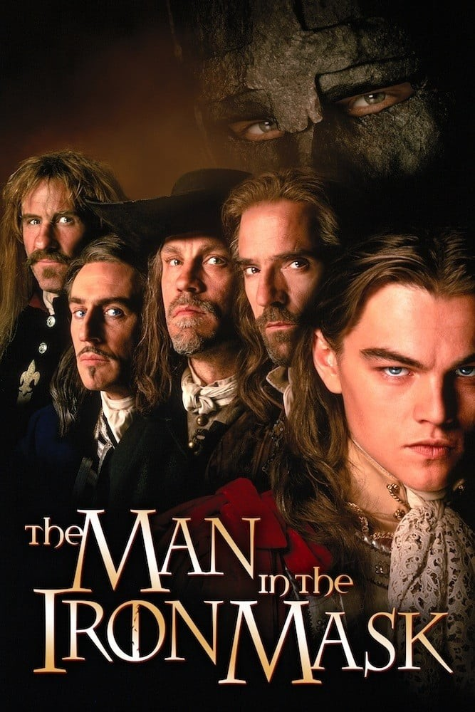 The Man in the Iron Mask DVD - DVDM56293