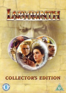 Labyrinth DVD - CDR 17209AN