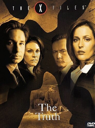 The X Files: The Truth DVD - 24024