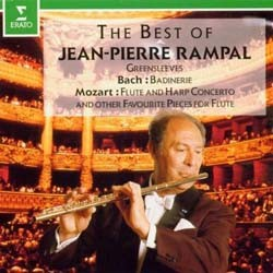 Rampal - Best Of CD - 4509932422
