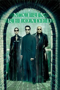 The Matrix Reloaded DVD - ST28648